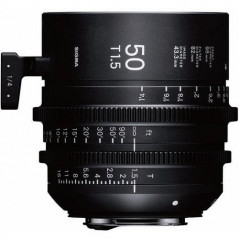 Sigma 50mm T1.5 FF High-Speed Prime