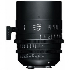 Sigma 85mm T 1.5 FF High-Speed Prime