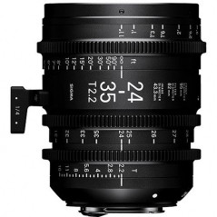 Sigma 24-35mm T2.2 FF Zoom Line