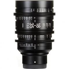 Sigma 18-35mm T2 High-Speed Zoom Lens + Pendrive LEXAR 32GB WRC za 1zł