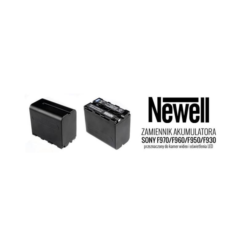 Newell Akumulator NEWELL zamiennik NP-F960/NP-F970/NP-F950/NP-F930