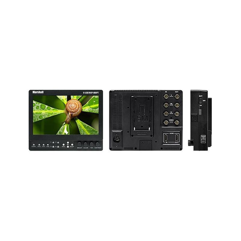 Monitor Marshall V-LCD70XP- HDIPT 7''