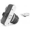Peak Design Pasek na szyję lub ramię SLIDE LITE v3 popielaty do lekkich aparatów