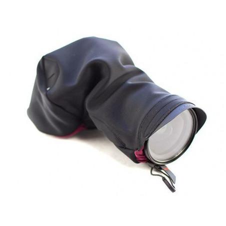 Peak Design Pokrowiec przeciwdeszczowy na aparat SHELL - średni