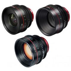 Zestaw obiektywów Canon EF PRIMES BUNDLE 35/50/85 CN-E