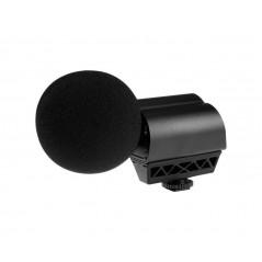 Mikrofon pojemnościowy Saramonic Vmic Stereo do aparatów i kamer