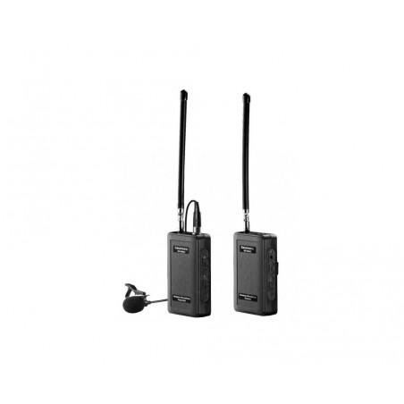 Mikrofon SARAMONIC SR-WM4C bezprzewodowy, 4-kanałowy zestaw do aparatów i kamer