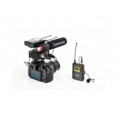 Adapter audio Saramonic MixMic z mikrofonem SR-NV5 - dwukanałowy