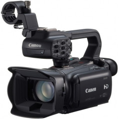 Kamera Canon XA25 + 2x CANON BP-820 + AKURAT B1120MIX3 + MANFROTTO MVMXPRO500