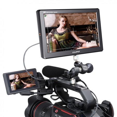 Znalezione obrazy dla zapytania MONITOR LILLIPUT 8.9'' FULL HD HDMI A8 (WYJŚCIE I WEJŚCIE HDMI)