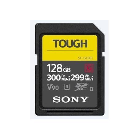 Sony SF-G TOUGH 128 GB UHS-II U3 V90 300MB/s