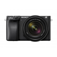 Sony A6400MB + 18-135mm f/3.5-5.6 (ILCE-6400MB) | Lens CASHBACK 450zł