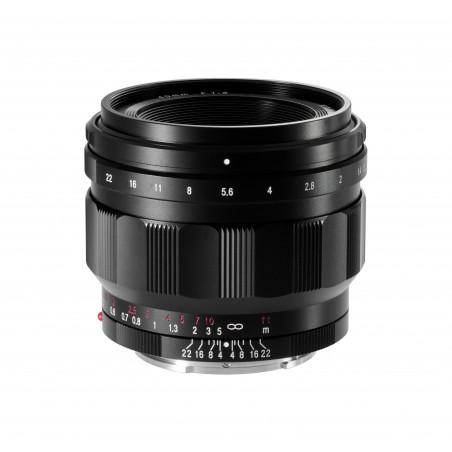 Voigtlander Nokton 40 mm f/1,2 Asph do Sony E