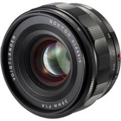Voigtlander Nokton Classic 35 mm f/1,4 do Sony E