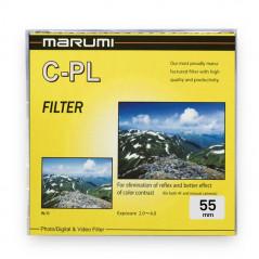Filtr Marumi Yellow Filtr fotograficzny CPL