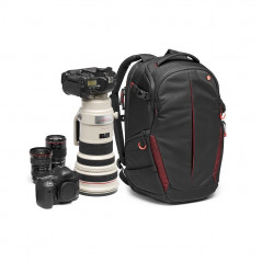 Manfrotto Pro Light RedBee-310 plecak fotograficzny, obiektyw 400mm