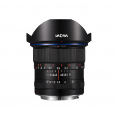 Venus Optics Laowa D-Dreamer 12 mm f/2,8 Zero-D do Canon EF