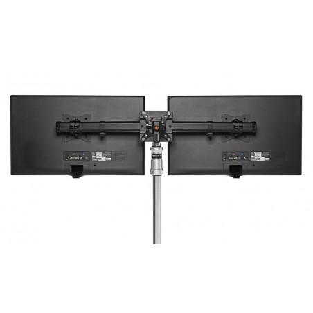 Mocowany podwójny uchwyt do monitora VESA Rock Solid