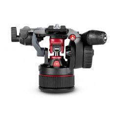 Nitrotech N12 Fluid Video Head With Continuous CBS