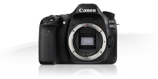Canon EOS 80D 1