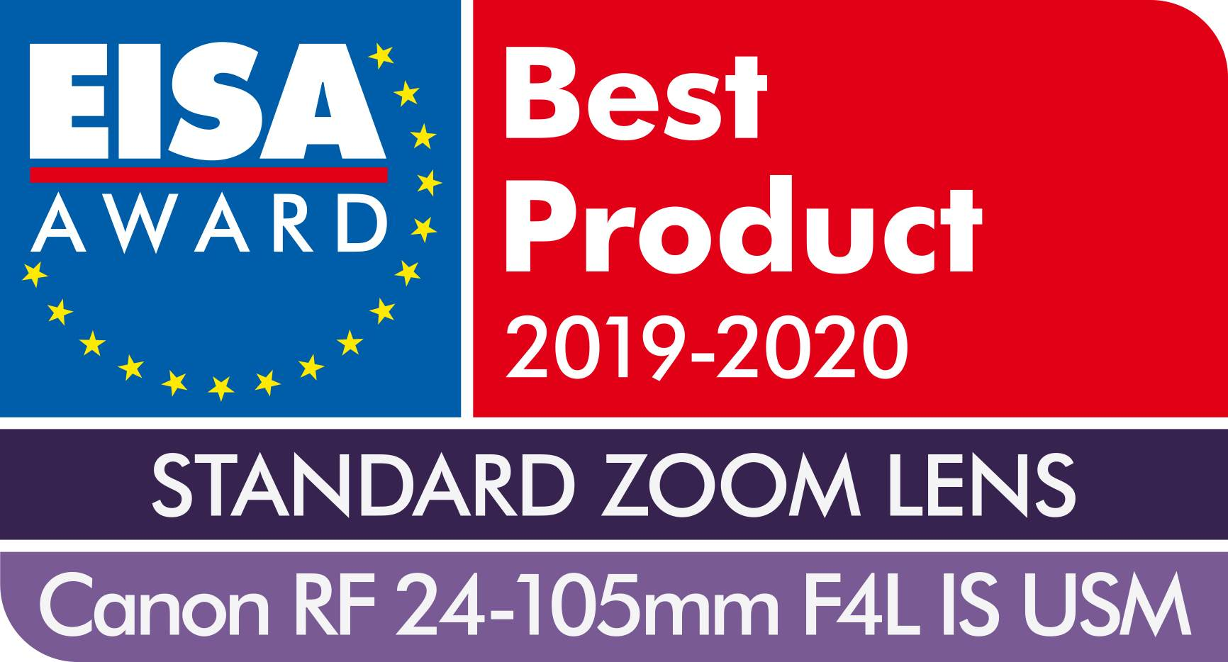 EISA Award Canon RF 24-105mm F4L IS USM - JPEG.jpg