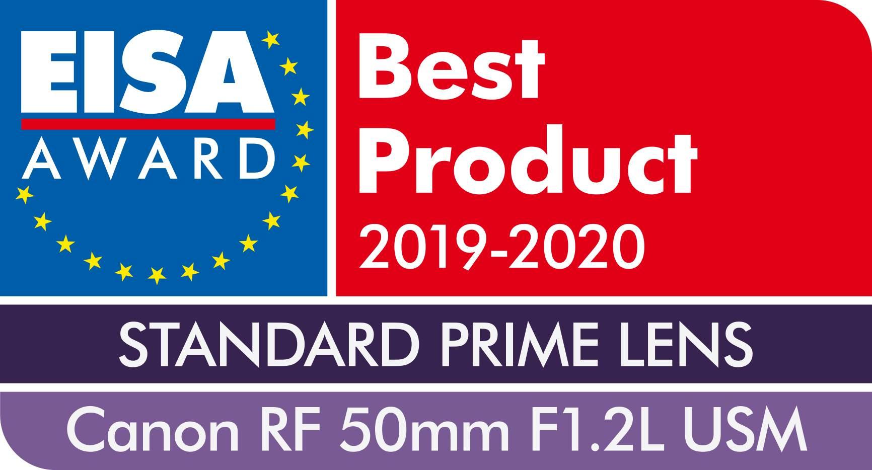 EISA Award Canon RF 50mm F1-2L USM - JPEG.jpg