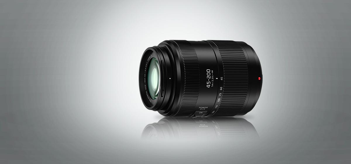 LUMIX G VARIO 45-200 mm