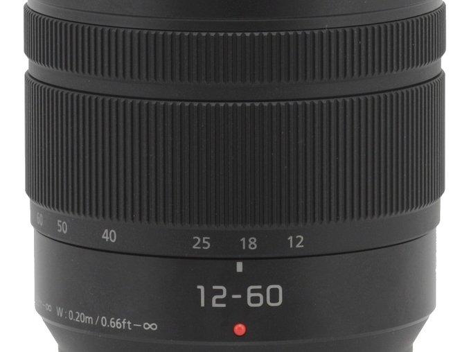 Panasonic Lumix G 12–60 mm